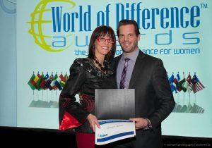 TIAW Awards Suzanne F Stevens Michael K Gingerich TIAW