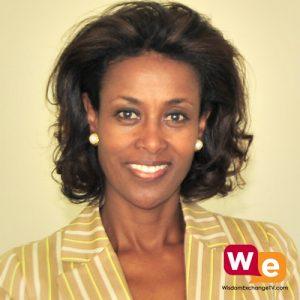 Meaza Ashenafi wisdom exchange tv guest activist lawyer ethiopia