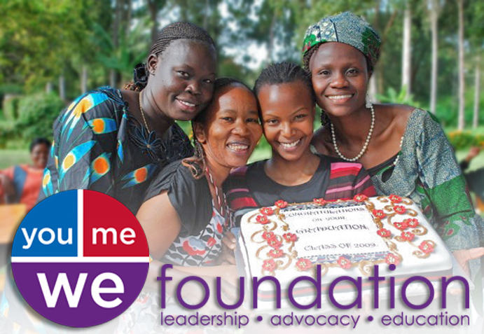 youmewe foundation professional contribution