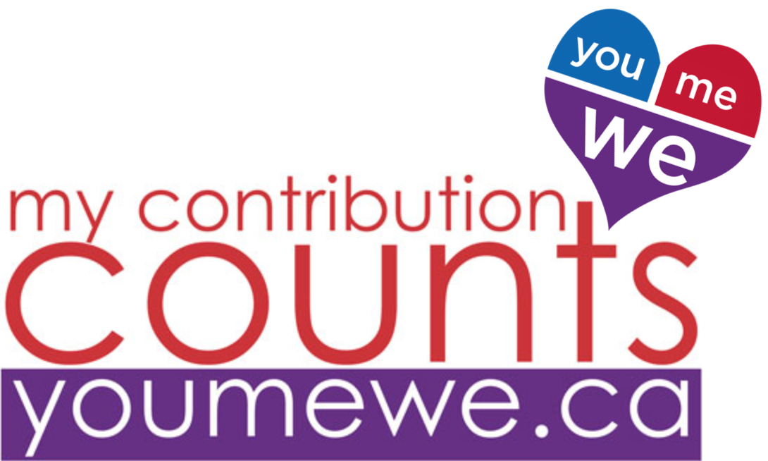 My Contribution Counts - with love