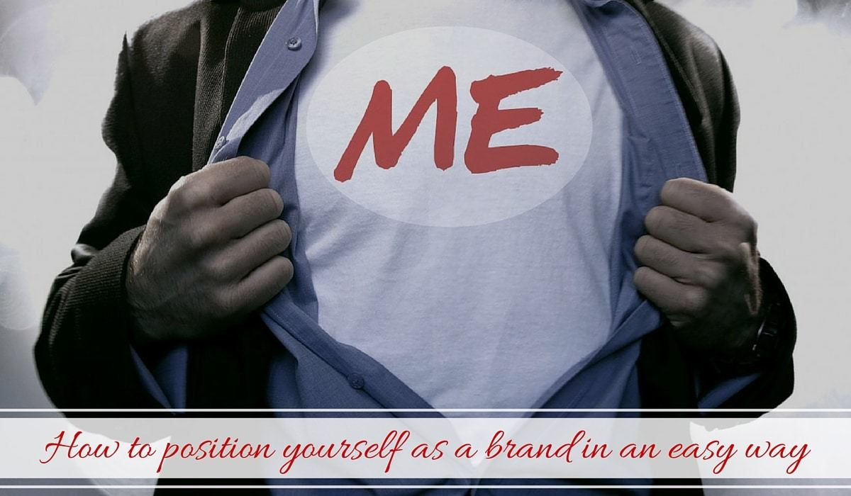 Build your personal brand Professional Contribution