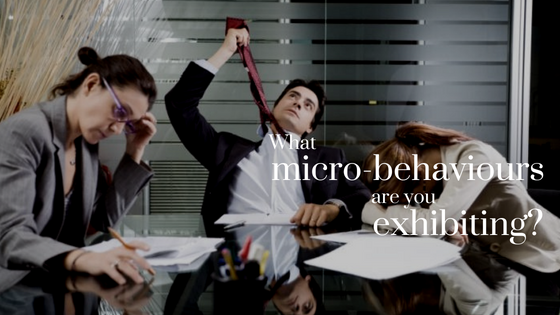 Your micro-behaviours can create a micro–amuck: Perceived bias responses in the workplace.