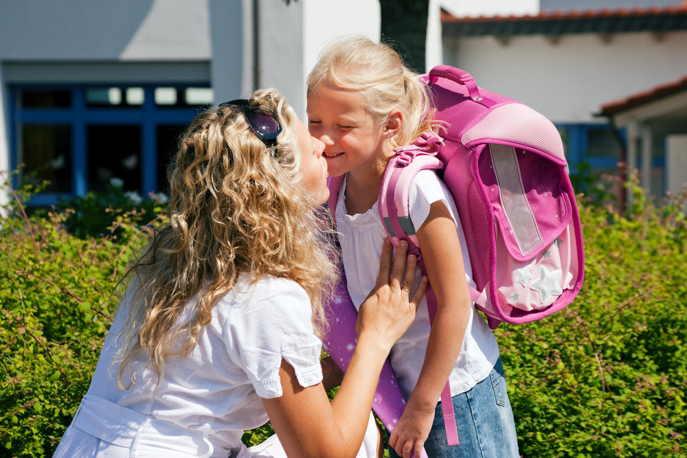 Parents words matter as kids head back to school