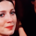 Caitriona Balfe moved at Golden Globes during Glenn Closes speech