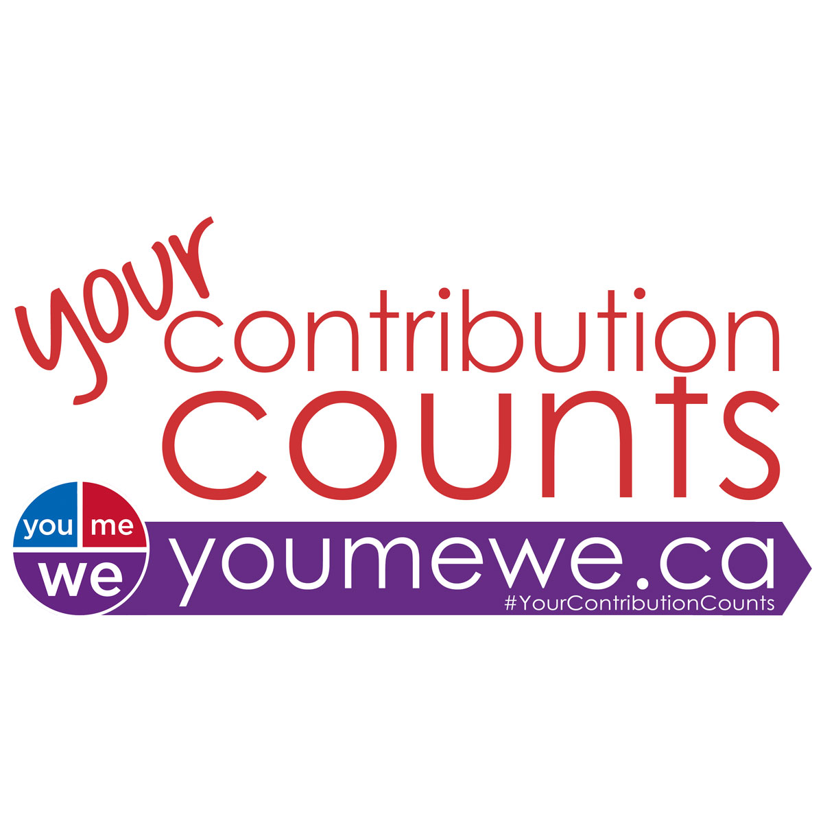 Your Contribution Counts Campaign, micro-loan selection criteria