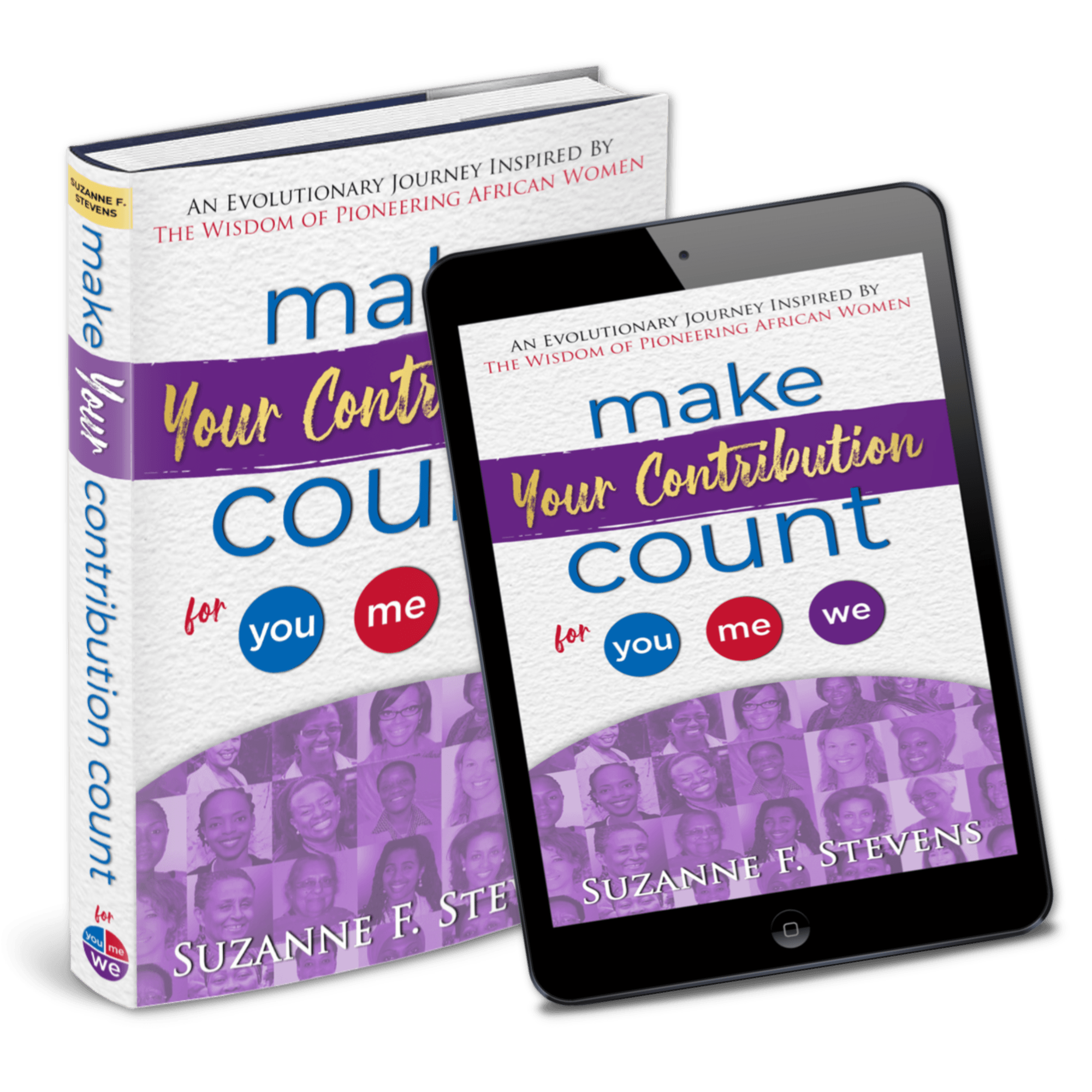 youmewe make your contribution count book