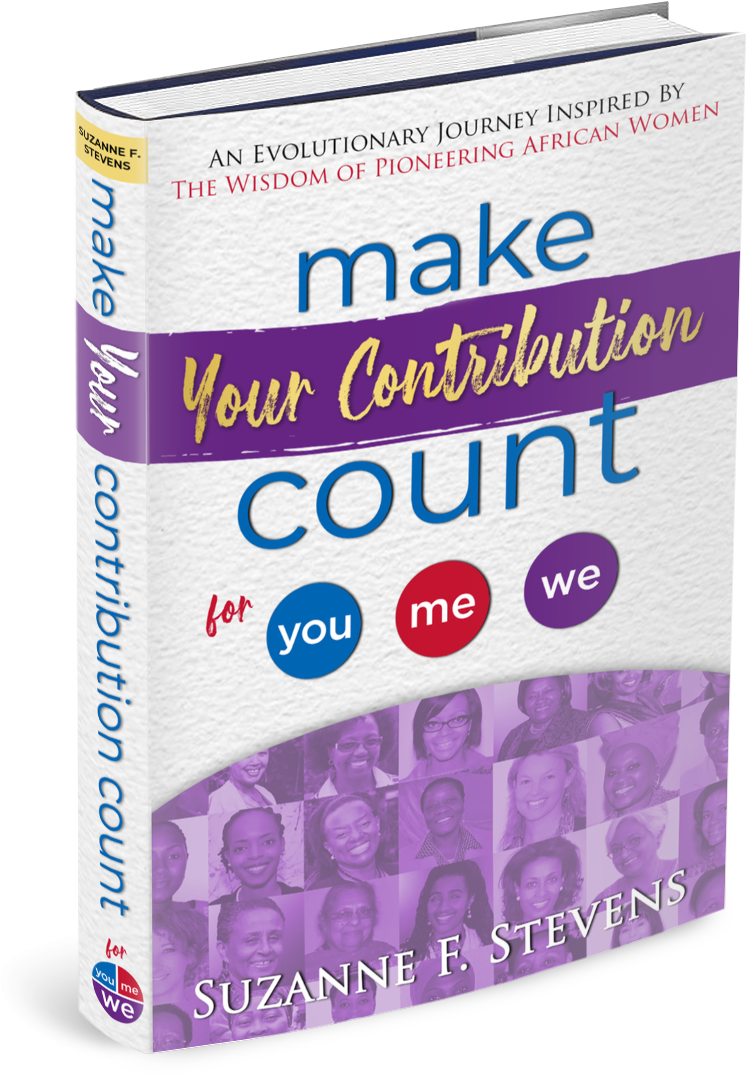 youmewe make your contribution count hardcover book