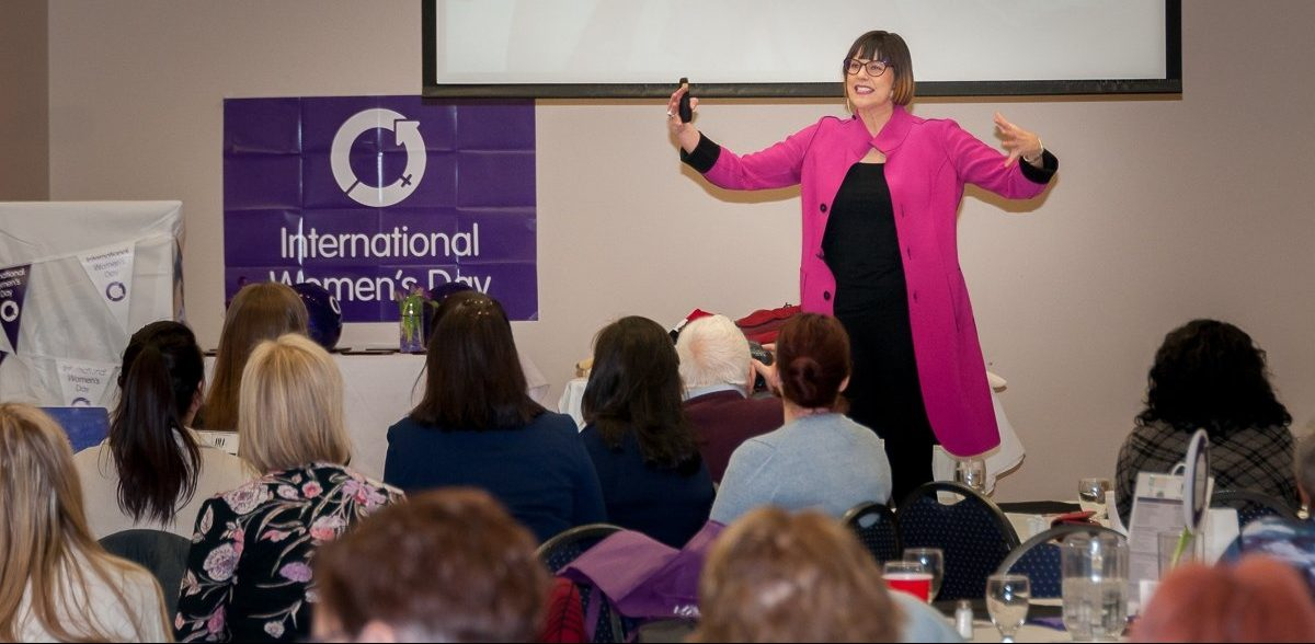 Book launch: Make your contribution Count – International Women's Day