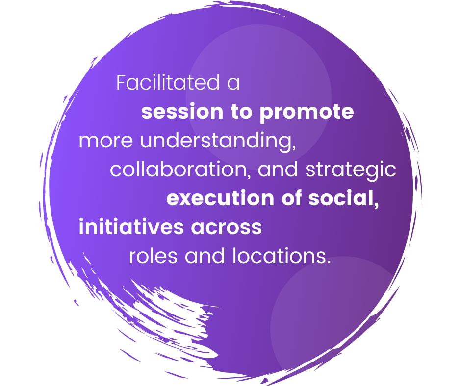 Conscious social impact