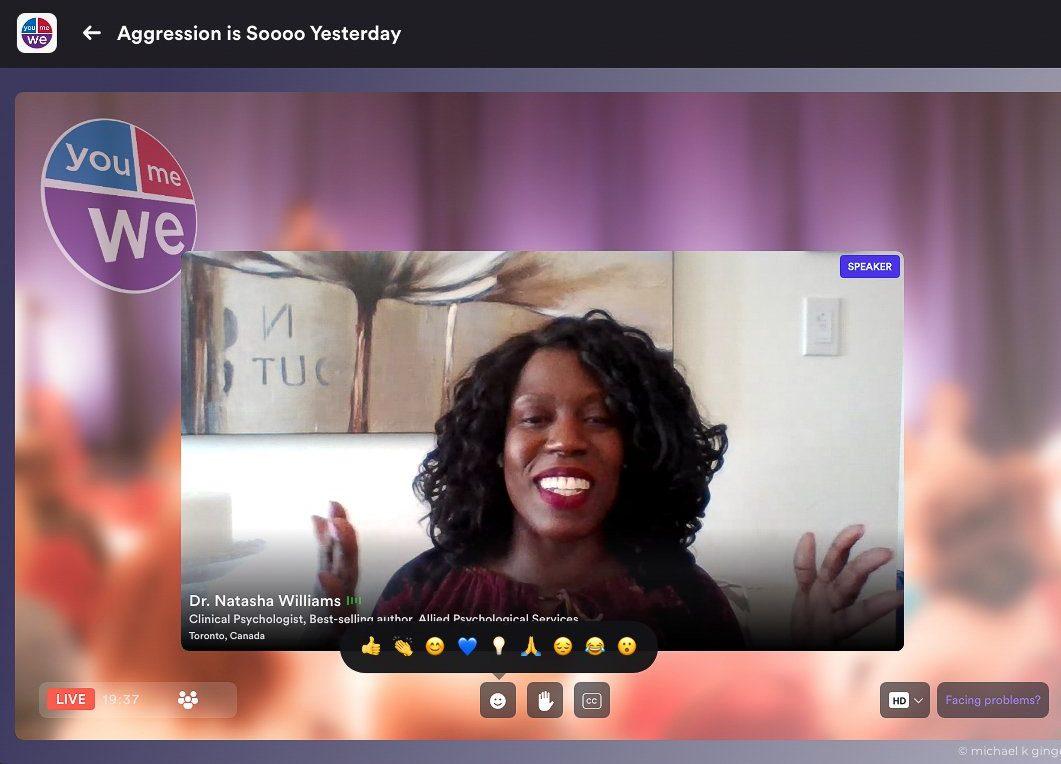youmewe community: women leading social impact events