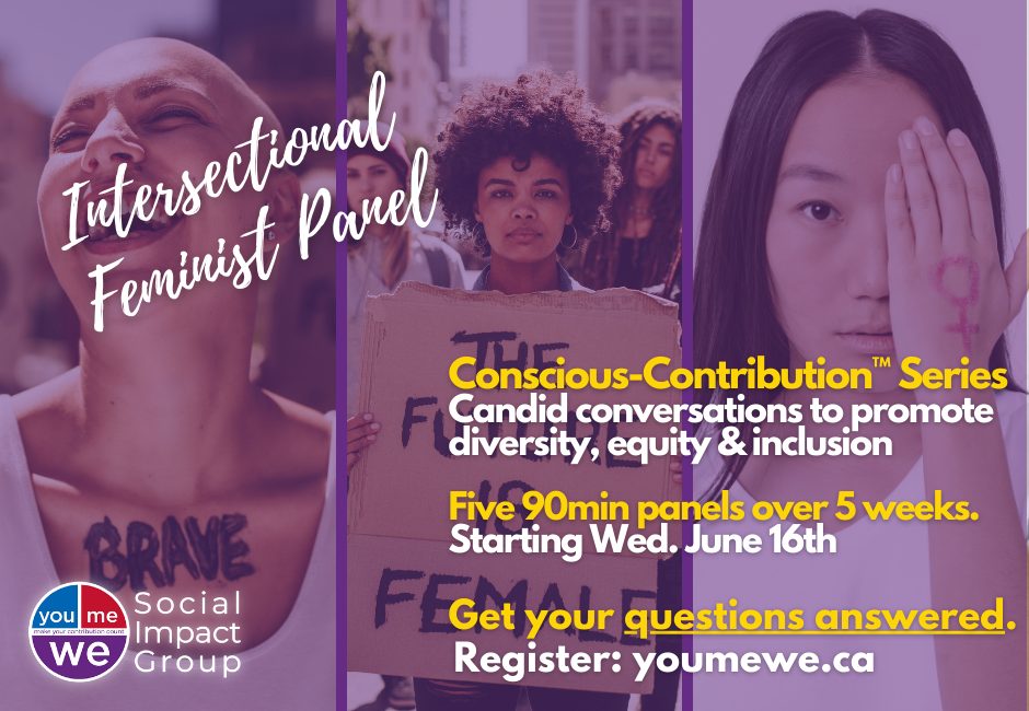 YouMeWe Conscious-Contribution Panel Series