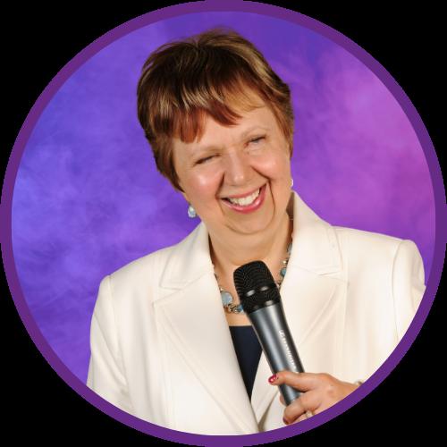 Louise Levesque-Burley, Speaker & Coach INsights into Disability Etiquette