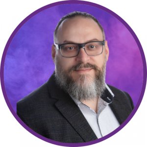 Denis Boudreau, Chief Inclusion Officer, Inklusiv Communication
